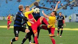Черноморец – Зирка: прямая онлайн-трансляция матча