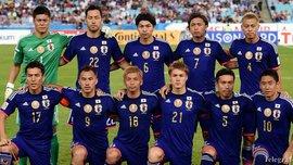 ЧС-2018: Японія назвала розширену заявку на турнір