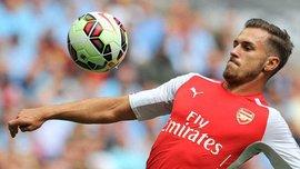 Ремзи – лучший игрок Арсенала по итогам сезона