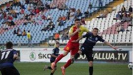 Чорноморець – Зірка – 1:0 – відео гола та огляд матчу
