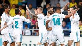 Вильяреал – Реал – 2:2 – видео голов и обзор матча