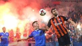 Динамо – Шахтар: найкращі миттєвості прощального матчу Гусєва, який не обійшовся без вогню і скандалу