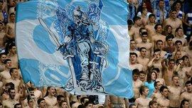 Динамо – Шахтар: ультрас киян скандували образливі вигуки на адресу ФФУ