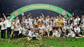 Айнтрахт Франкфурт – Бавария: украинец стал обладателем Кубка Германии