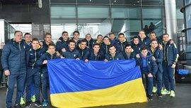 Стал известен состав сборной Украины U-19 на Мемориал Лобановского-2018