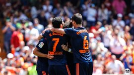 Валенсия – Депортиво – 2:1 – видео голов и обзор матча