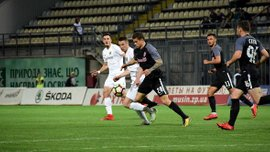 Ворскла –Заря –2:0 – видео голов и обзор матча