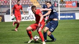 Верес – Мариуполь – 1:1 – видео голов и обзор матча