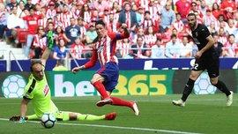 Как Фернандо Торрес оформил дубль в последнем матче за Атлетико