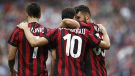 Милан – Фиорентина – 5:1 – видео голов и обзор матча