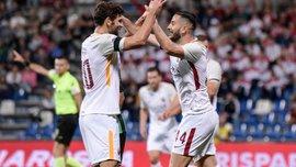Сассуоло – Рома – 0:1 – видео гола и обзор матча