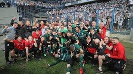 Легія стала чемпіоном Польщі після скандального матчу з Лехом Костевича