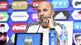 ЧМ-2018: Сампаоли объяснил, почему Икарди, Гомес и другие не попали в окончательную заявку Аргентины