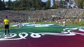 Арбитр перед финалом Кубка Португалии заколдовал мяч и взмахом руки поднял его в воздух