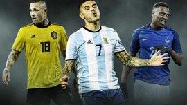 Уявна збірна з топ-футболістів, які не поїдуть на ЧС-2018: грала б у фіналі?