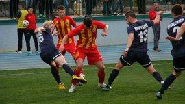 Зирка сыграла вничью с Десной в первом переходном матче УПЛ