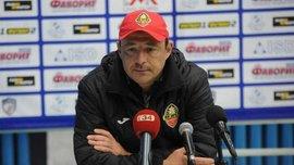 Монарьов: Хотіли здобути перевагу вже у першому матчі, але не вдалося