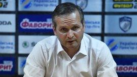 Чорноморець – Полтава: післяматчева прес-конференція Костянтина Фролова