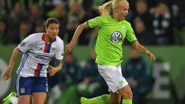 Сегодня в Киеве Вольфсбург и Лион сыграют в финале женской Лиги чемпионов