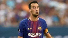 Барселона готова переподписать контракт с Бускетсом
