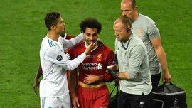 Реал – Ліверпуль: чи спеціально Рамос зламав Салаха?