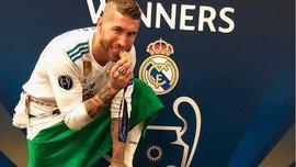 """Рамос відповів Хуанфрану про """"правителів Мадрида"""" після фіналу Ліги чемпіонів"""