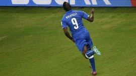 Балотелли отметил возвращение в сборную Италии голом аравийцам