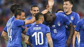 Италия – Саудовская Аравия – 2:1 – видео голов и обзор матча