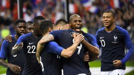 Франция – Ирландия – 2:0 – видео голов и обзор матча