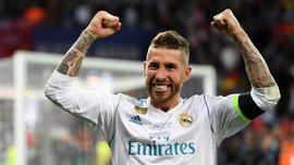 УЕФА решил не наказывать Рамоса за удар в лицо Кариуса