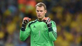 Австрия – Германия: Нойер примет участие в матче