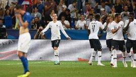 Франция – Италия – 3:1 – видео голов и обзор матча