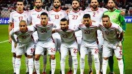 ЧС-2018: Збірна Тунісу оголосила остаточну заявку