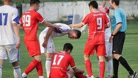 Вторая лига: Таврия уничтожила Металлург, СК Днепр-1 не оставил шансов Ингульцу-2
