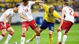 Швеция и Дания сильнейшего не выявили