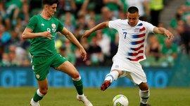 Ирландия –США –2:1– видео голов и обзор матча