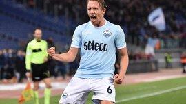 Болельщики Лацио назвали Лукаса Лейву лучшим игроком сезона
