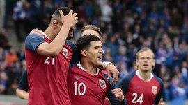 Исландия– Норвегия – 2:3– видео голов и обзор матча