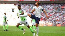 Англія–Нігерія–2:1– відео голів та огляд матчу