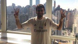 Реал хочет, чтобы Рауль стал главным тренером команды в будущем