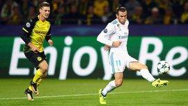 Гол Бейла в ворота Боруссии Д признан фанатами лучшим в Лиге чемпионов сезона 2017/18