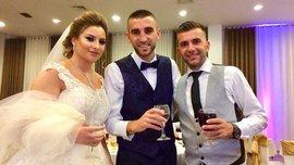 Ардін Даллку зіграв весілля