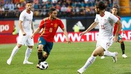 Іспанія не змогла обіграти Швейцарію
