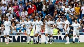 Матч легенд: Реал – Арсенал – 2:1