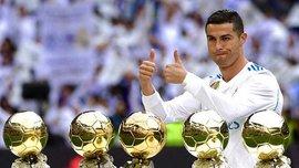 Фигу прокомментировал возможный уход Роналду из Реала