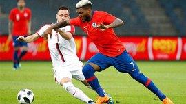 Сербия проиграла Чили в товарищеском матче