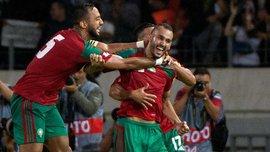 Марокко – Словакия – 2:1 – видео голов и обзор матча