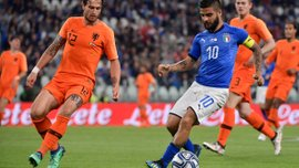 Італія – Нідерланди – 1:1– відео голів та огляд матчу