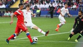 Россия и Турция сыграли вничью – команды забили голы-красавцы