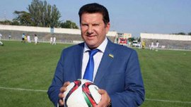 Президент Таврии Куницын: Мы в кратчайшие сроки построим стадион и выйдем в Первую лигу